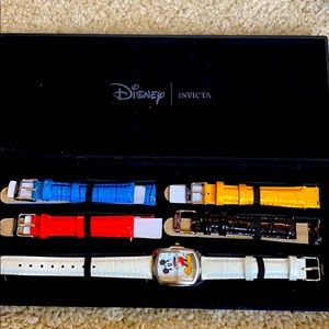 Limited Edition Invicta&Disney Mickey Mouse Watch